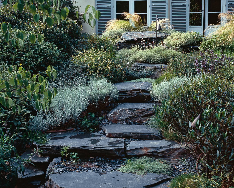 Co jardin min ral jardin camille muller paysagiste for Jardin et