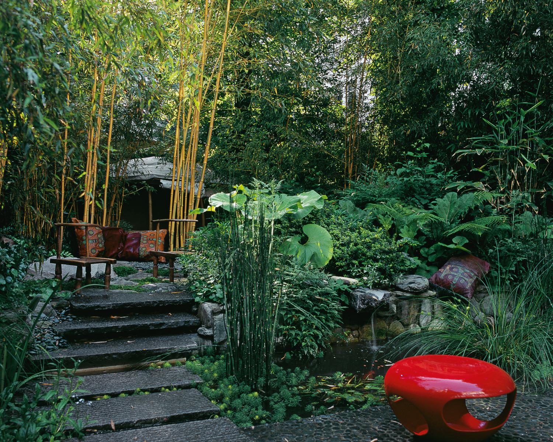 Esprit zen jardin camille muller paysagiste for Jardin new york