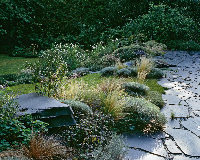 Jardin Mineral Zen Photo mineral eco-garden | jardin | camille muller paysagiste